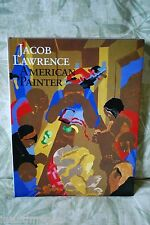 JACOB LAWRENCE, AMERICAN PAINTER by Wheat- SIGNED by Jacob Lawrence -
