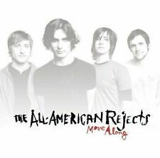 2005 The All American Rejects Move Along CD