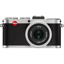 Leica X2 Digital Compact Camera With Elmarit 24mm f/2.8 ASPH Lens (Silver)  New