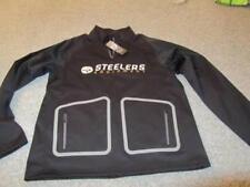 Reebok Pittsburgh Steelers On Field Jacket NWT $85 M