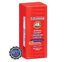 TILLAMOOK CHEESE -  OREGON FRESH! SHARP CHEDDAR  2 LB