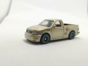 hot wheels 2020 unspun Ford F-150 Lightning Truck pickup unrivet - Rubber Tire