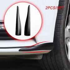 Black Car SUV Body Bumper Anti-collision Guard Protector Strip Bar Cover Parts