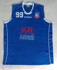 Antranik Lebanon #99 Match Worn Basketball Jersey Extremely Rare Diadora Shirt