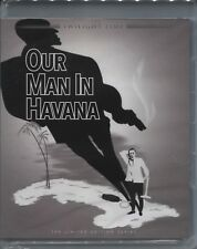 Our Man in Havana (1959) - New Blu-ray Region Free Twilight Time - Alec Guinness