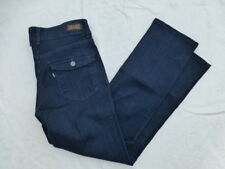 WOMENS LEVIS MID RISE SKINNY JEANS SIZE 10x27.5 (10S) #W3476