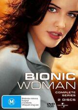 Bionic Woman : Season 1 (DVD, 2008, 4-Disc Set)