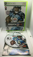 Madden NFL 08 - EA Sports Football - Complete - Tested & Works - Xbox 360
