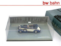 MiniChamps 1:43 436012032 Horch 853A Sport Cabriolet 1938 Blau