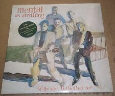 MENTAL AS ANYTHING - If You Leave Me, Can I Come Too? - A&M SP-4921 SEALED
