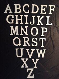 3D Holzbuchstaben Buchstabe Zahlen Zahl Buchstaben Holz weiß Namen *8 cm*