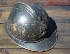 "Casque adrian 1915 ""jus""  // French WW1 Adrian mark 1915 helmet"