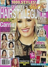 Sophisticate's Hairstyle Guide  March 2019   Carrie Underwood
