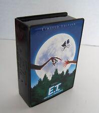 "E.T. Extra-Terrestrial Movie Promo Video Cassette 4"" Replica Light Up Figure HTF"