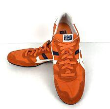 Asics Onitsuka Tiger Mens US 13 Shoes Sneakers D109L Orange White Blue