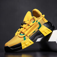 Men's Fashion Designer Sneakers Shoes Running Jogging Cool Athletic Model Show