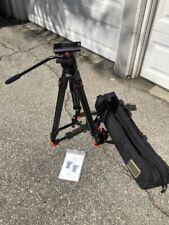 Sachtler FSB6 Carbon Fiber Speedlock Tripod 18lb payload
