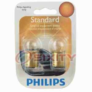 Philips License Plate Light Bulb for Mitsubishi Mighty Max Mirage Precis pl
