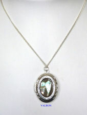 Shell Silver Plated Costume Necklaces & Pendants