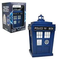 "Doctor Who ""Tardis"" 6 1/2-Inch Vinyl Figure Titans"
