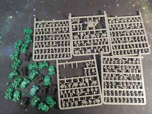 warhammer 40k epic orks Lot Infantry + Vehicles