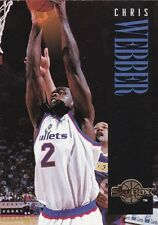CHRIS WEBBER 1994-95 SKYBOX # 297