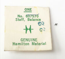607570 Old # 3227 Grade 721 Hamilton Original Genuine Staff Balance #