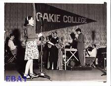 Judy Garland on Jack Oakie Show VINTAGE Photo