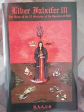 LIBER FALXIFER III,new, in perfect condition,bought only as a copy.Not used.
