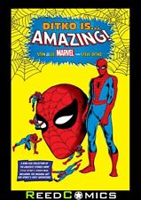 DITKO IS AMAZING KING-SIZE HARDCOVER (328 Pages) New Hardback
