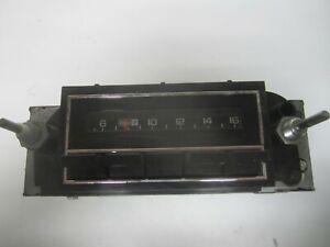 78-81 Buick Chevrolet A-B-C-F-H-X-Body AM Radio NOS 16000420