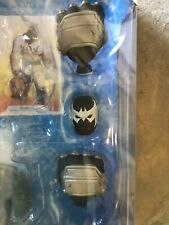 McFarlane DC Multiverse BANE BAF Batman Last Knight on Earth Head & Hands Fists.