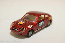 CORGI TOYS 341 MARCOS MINI GT850 GT 850 METALLIC MAROON EXCELLENT CONDITION