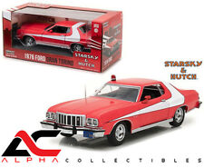 GREENLIGHT 84042 1:24 1976 FORD GRAN TORINO STARSKY AND HUTCH