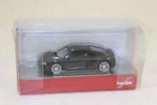 Herpa 038485 Audi R8 V10 camouflage vert métallique 1:87 H0