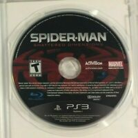 Spider-Man: Shattered Dimensions (Sony PlayStation 3, PS3)