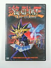 Yu-Gi-Oh: The Movie on DVD 2004 Card Duel Fast Shipping!