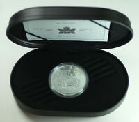 2002 Canada Gray-Dort Car $20 Silver Proof Coin Hologram w/ Box COA