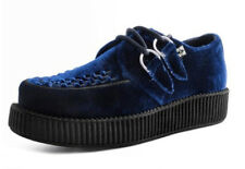 Chaussures T.U.K. Creepers Midnight Blue pointure US 9