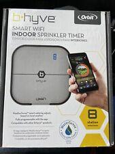 Orbit B-hyve 57925 Smart 8 Station Wi-Fi Sprinkler System - Grey