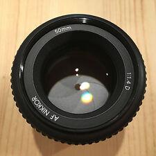 Nikon AF 50mm f/1.4D Nikkor Lens 50 mm f1.4 f/1.4 D - Never Been Used