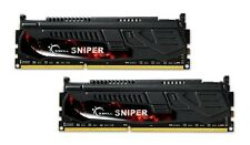 8GB G.Skill DDR3 PC3-19200 2400MHz Sniper Series (11-13-13-31) Dual Channel kit