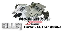 TSI Turbo 400 TH-400 T-400 Billet Pro Brake Trans Brake Valve Body 400 BILLET