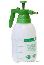 Pulvérisateur à pression 2L Litre Flacon Pompe d'eau de Plante chimique désherbant Mister
