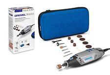 DREMEL 3000-15 Multi-tool Kit 130W, 15 Accessories 240v