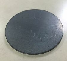 STEEL DISC PLATE FLANGE 150mm OD - 6mm THICK