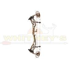 Bear Archery Compound Bow-Moment-RealTree Edge- RH 60#-AV8B30006R