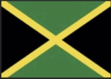 Jamaican Flag Embroidered Patch J003P Rastafarian Bob Marley
