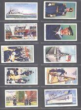 Lambert & Butler - Interesting Customs & Trads of Navy, Army & Air Force - Set