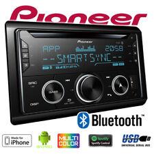Pioneer FH-S720BT-2-DIN Bluetooth Apple / Android CD USB Spotify Autorradio